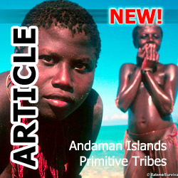 Article about the tribes of the Andaman Islands